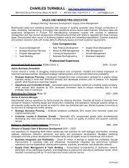 PDF Resume - Webprofile.info