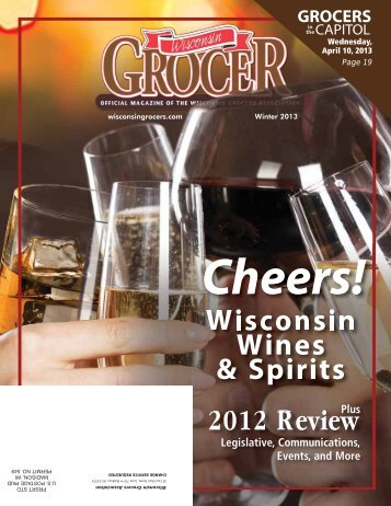 Pages 1 to 20 - Wisconsin Grocers Association