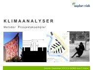 Metoder - Prosjekteksempler - Hageselskapet