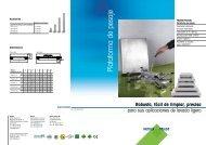 Folleto comercial PBA426 (3kg hasta 60kg) (PDF - 655 KB)
