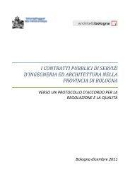 Libro Bianco - Ordine degli Ingegneri della Provincia di Bologna