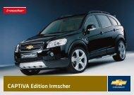 CAPTIVA Edition Irmscher - irmscher.cz