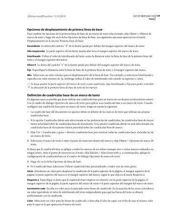 Descargar Adobe Indesign CS5 2 - Mundo Manuales