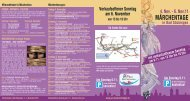 Programm/Information Märchentage 2011 in Bad Säckingen (PDF
