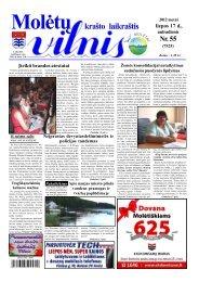 2012 m. liepos 17 d., antradienis Nr.55 - 2013 - VILNIS