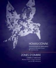 Homályzónák Zones d' Ombre - MEK - Országos Széchényi Könyvtár