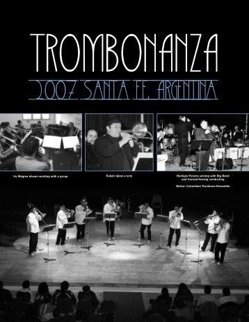 Trombonanza - Universidad Nacional del Litoral
