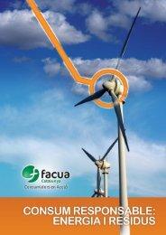 Consum responsable: energia i residus - Facua
