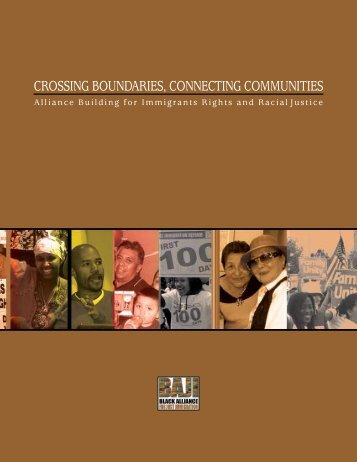 Crossing Boundaries, Connecting Communities - Racial Equity Tools