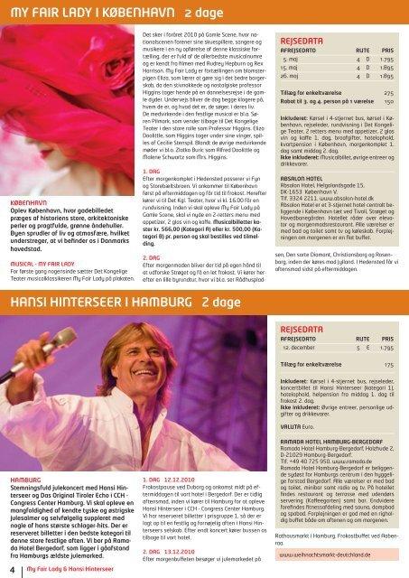 14418 - koncertprogram MARTS 2010.indd - NILLES REJSER A/S