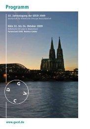 Programm - Deutsche Gesellschaft für Mund-, Kiefer