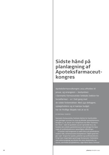 Læs mere - Pharmadanmark