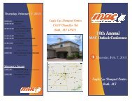 Outlook Brochure - Michigan Agricultural Commodities, Inc.