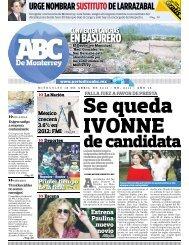 de candidata - Periodicoabc.mx