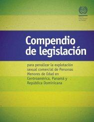 Compendio de legislación para penalizar la explotación sexual ...