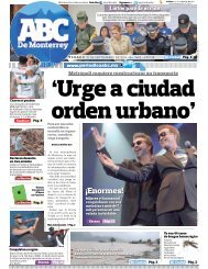 Â¡Enormes! - Periodicoabc.mx