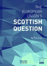 The European Union-s Scottish Question-IIEA- Sep 2014