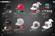 SPORTSWEAR HATS - Troy Lee Designs