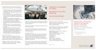 Download Flyer deutsch (PDF, 240 KB) - Mummert-Stiftung
