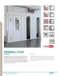 PRIOWALL FLEX - Priorit