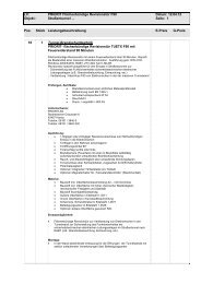 LV: PRIORIT Flächenbündige Revisionstür F90 Datum: 12.04.12  ...