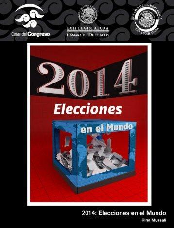 2014 Elecciones en el Mundo