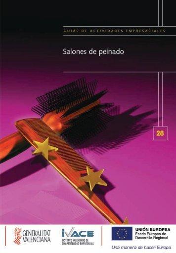 Salones de peinado - EmprenemJunts