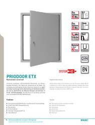 PRIODOOR ETX - Priorit
