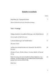 Teil 1 - Deutscher Psychologen Verlag GmbH