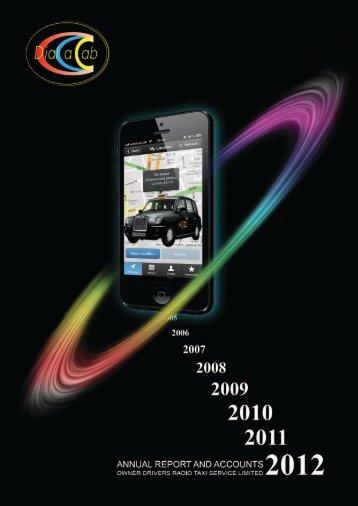 2012 - Dial-a-Cab