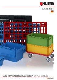 Katalog 4 2012 lager- und transportbehälter aus Kunststoff direkt ...