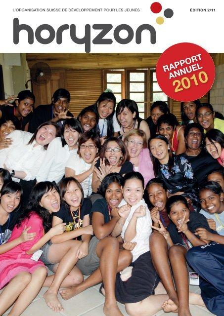 Rapport Annuel 2010 - Horyzon