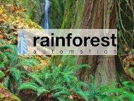2011 Rainforest Automation, Inc. - Public Utility Commission of Texas