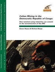 Coltan Mining in the Democratic Republic of Congo: - Global Citizen