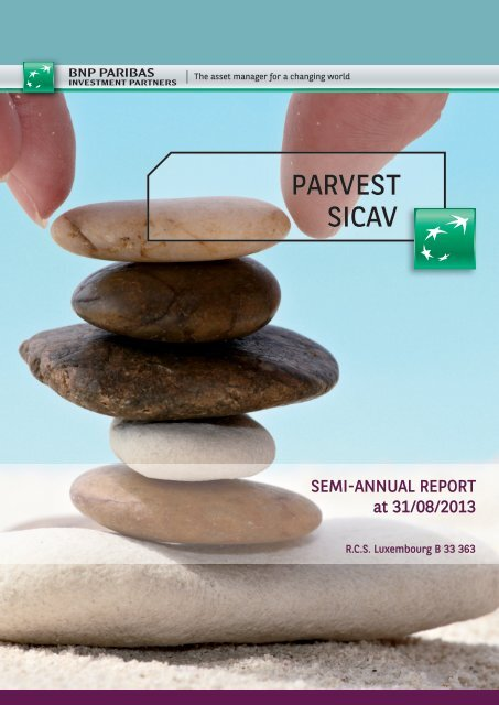 BNP Paribas L1 SICAV - Fundsupermart.com