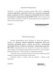 Monika Suszko M.Sc. - Zakład Chemii Analitycznej