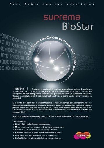 BioStar - Software para control de accesos ... - CCTV Center