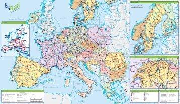 rail map eurail