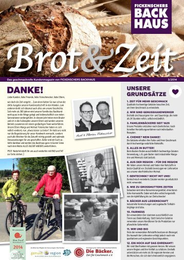 Brot&Zeit