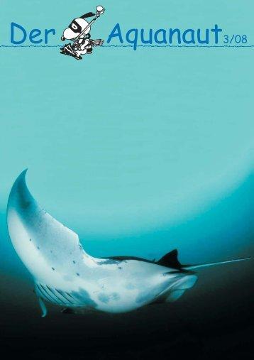 Aquanaut 2008-03 (pdf) - Aquanautic Taucher Hamburg eV