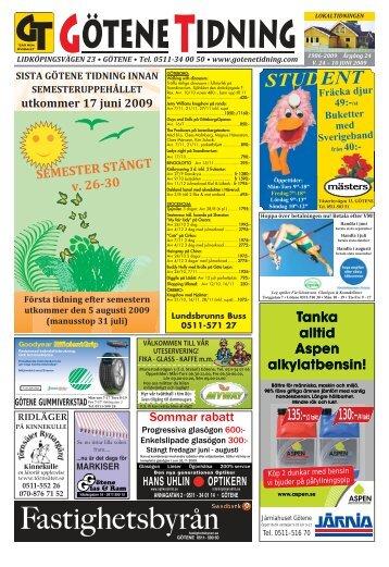 Vecka 24 - Götene Tidning
