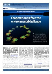 environment press pack_east.pdf - EU Neighbourhood Info Centre