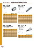 sockets and accessories - Page 3
