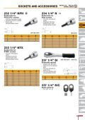sockets and accessories - Page 4