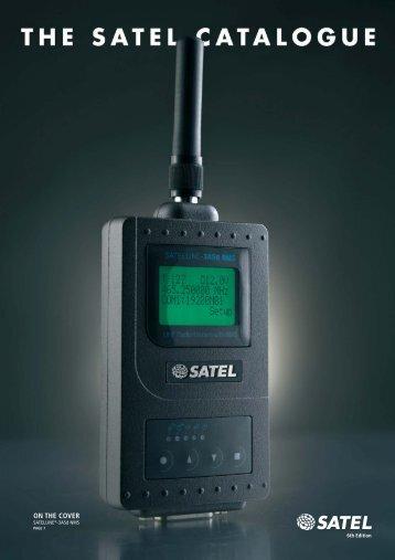 SATEL Catalogue - Sigma Wireless