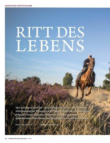RITT DES LEBENS