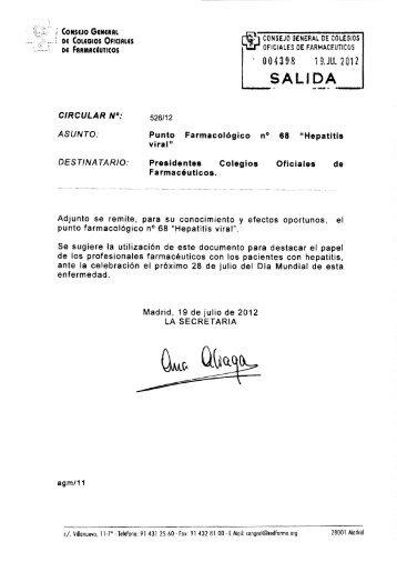 Untitled - Colegio Oficial de Farmacéuticos de Albacete
