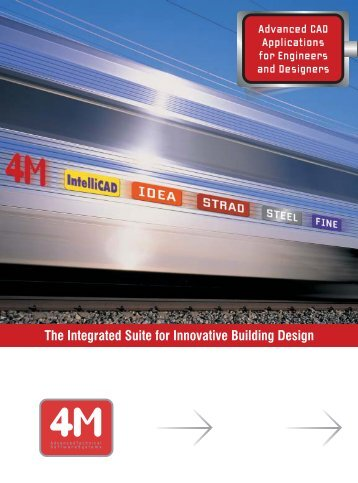 The Integrated Suite for Innovative Building Design - 4M