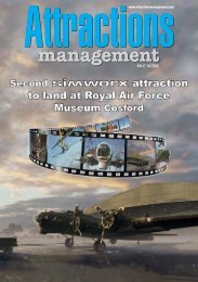 Attractions Management issue 2 2012 - Leisure Opportunities
