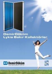 Lykia Ürün Broşürü | PDF - DemirDöküm